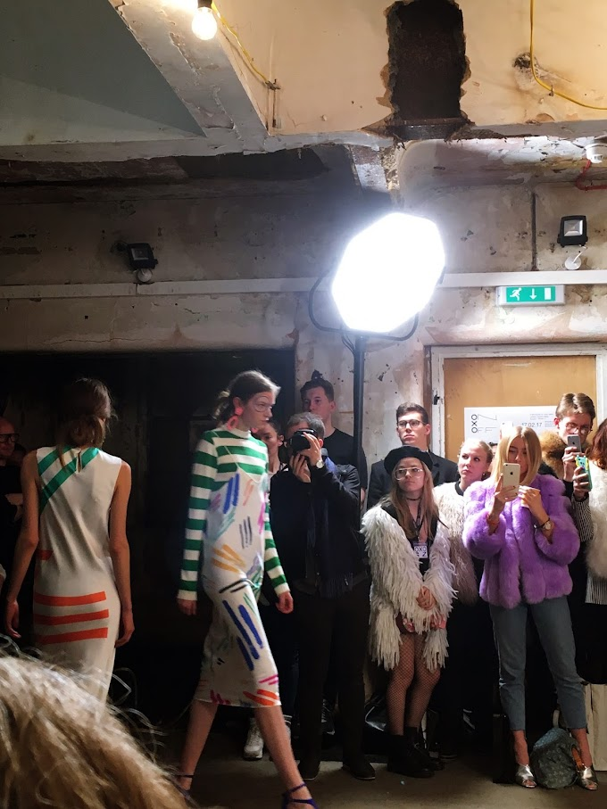 London Fashion Week A/W 2017 Overview