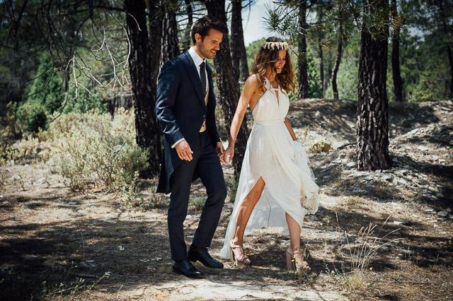celia y miguel, boda campestre en teruel | a todo confetti - blog de