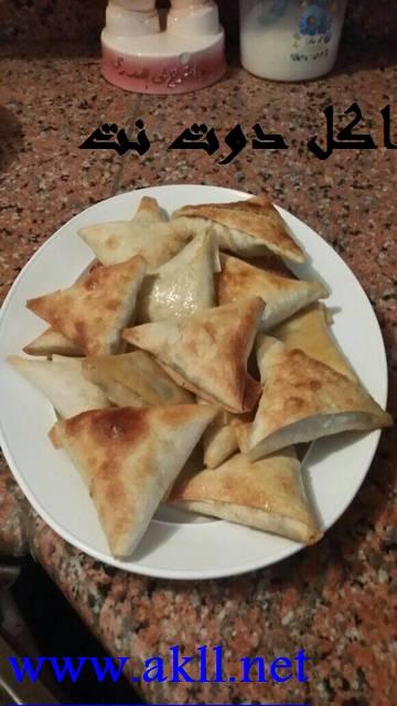 سمبوسه مشويه بالدجاج - اكلات رمضان