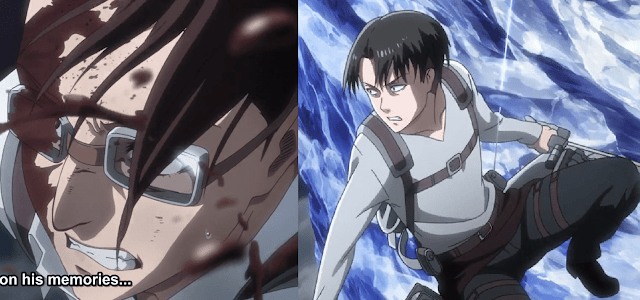 Scouts - Attack On Titan Season 3 Episode 7