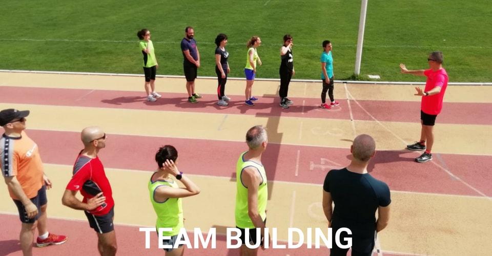 teambuilding con la corsa