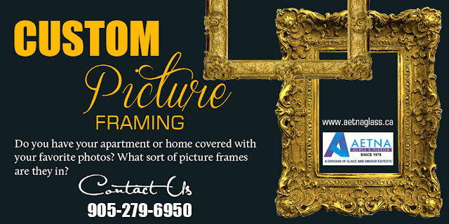 Custom Picture Framing Mississauga