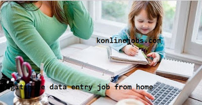 Part Time jobs for Moms and Housewife From Home