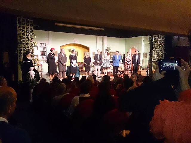 """""""Τι σου λείπει"""": Sold out οι θεατρικές παραστάσεις σε σκηνοθεσία της Άννας Φόνσου στο Ναύπλιο"""