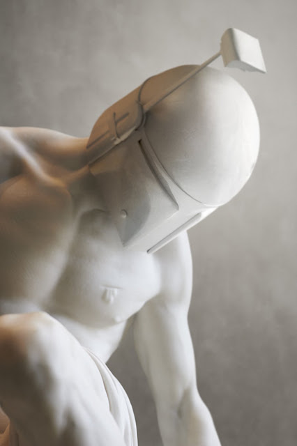 スターウォーズのギリシャ彫刻が見つかる⁉︎5枚【Art】 ジャンゴ・フェット。