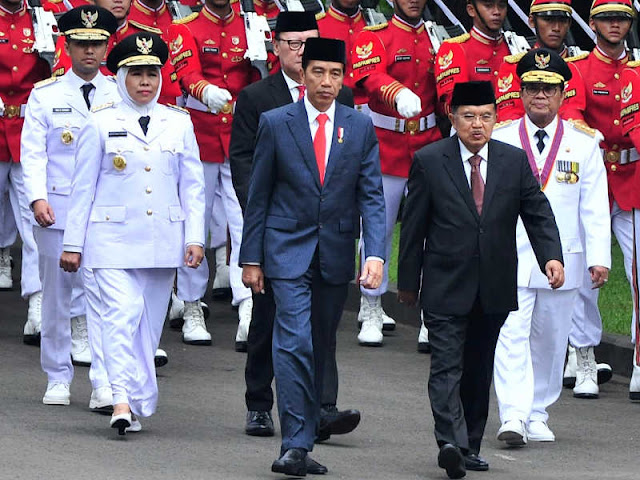 Khofifah Indar Parawansa  dan Emil Elistianto Dardak Pimpin Jatim, Fahrori Umar Pimpin Jambi
