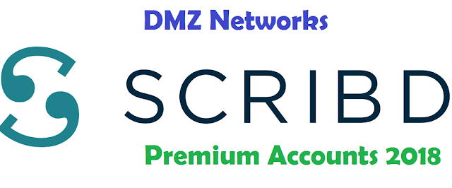 Scribd Premium Account August 2018