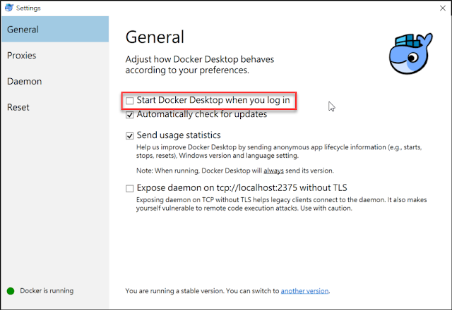 Windows-Containers-Settings-General