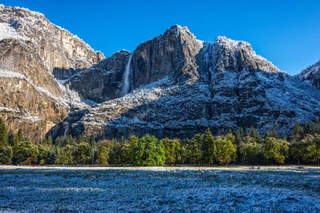Yosemite Valley, California, Amerika Serikat