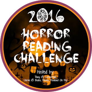 2016 Horror Reading challenge Sign up