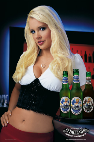The Sexualization of Women in Beer Advertising  Revealing