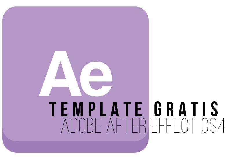 Download 5 Template After Effect CS4 Gratis - Tutorial After Effect ...