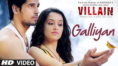 Download Lagu Galliyan Ost Ek Vallain Mp3