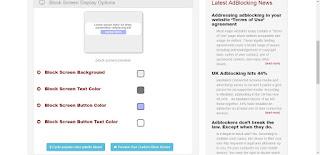 Tips membuat Anti Adblock buatan sendiri(Custom) dengan mudah