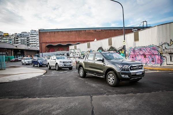 Ford Argentina misión solidaria