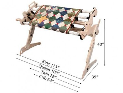 Z44 Hand Quilting Frame Hoop