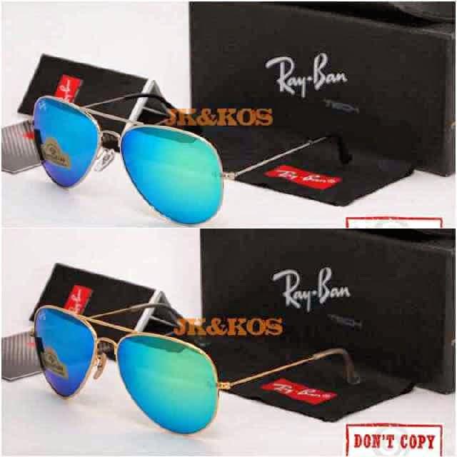 ... coupon code kacamata wanita rayban aviator blue glass diamond include  box jual kacamata wanita murah di 83ab92c2b9