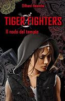 copertina Il nodo del tempio Tiger Fighters