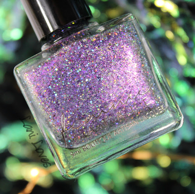 Femme Fatale Lantern Lights Nail Polish Swatches & Review