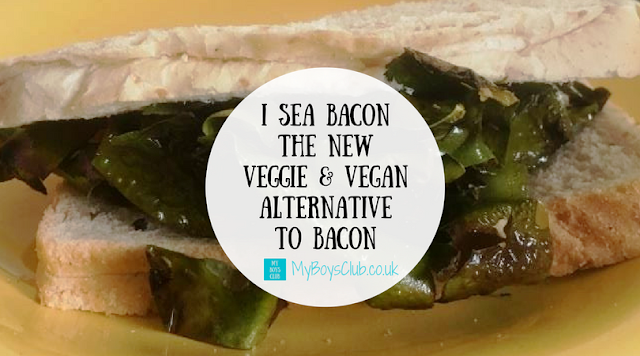 I Sea Bacon - the vegan alternative to Bacon