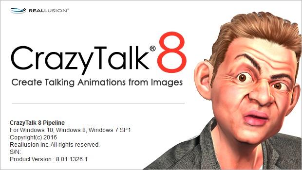 Reallusion CrazyTalk Pipeline 8.01.1326.1