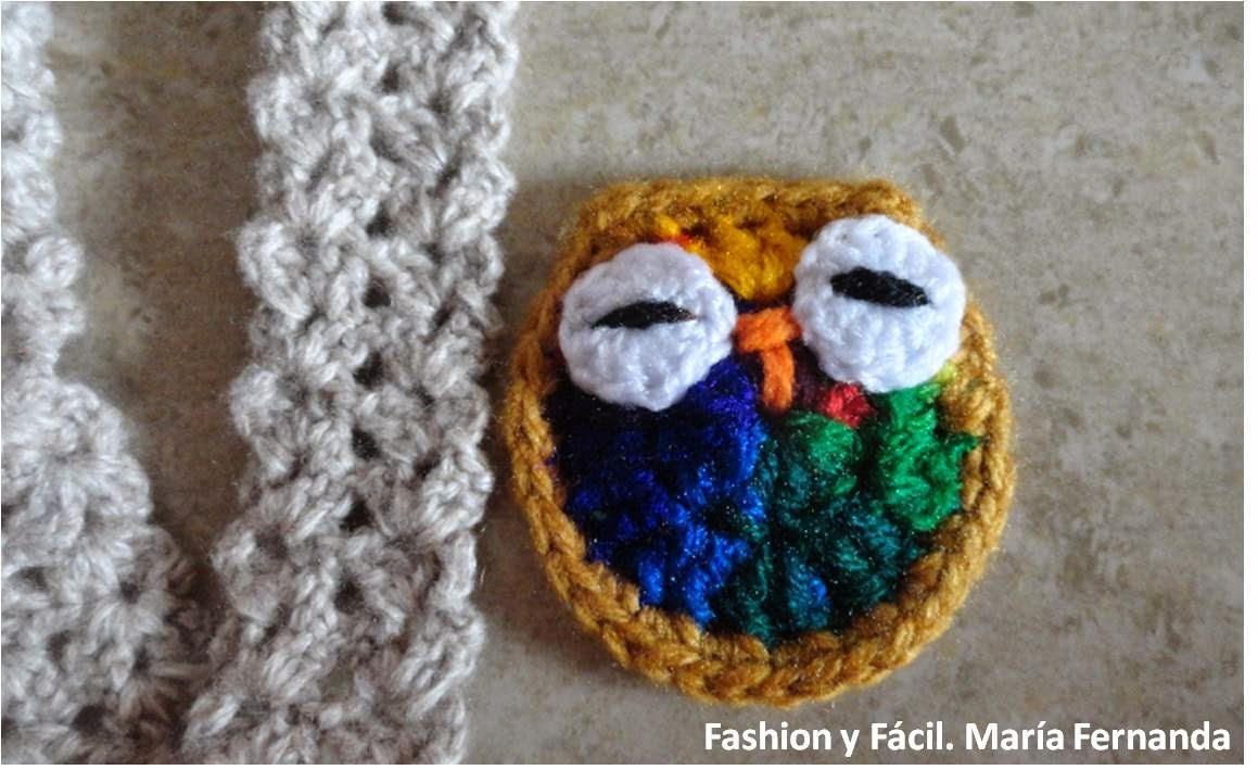 949132c2c free cintillo diadema o vincha para el cabello en punto de espiga de trigo  a ganchillo con buho crocheted headband with an owl with diadema ganchillo.
