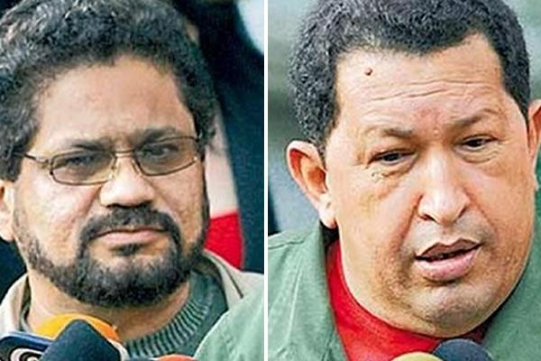 """Alianza de Chavez con las FARC convirtio a Venezuela en un naco estado"""
