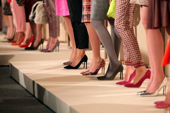 Loja de sapatos Manolo Blahnik em Nova York