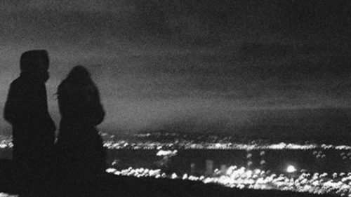 couples city lights