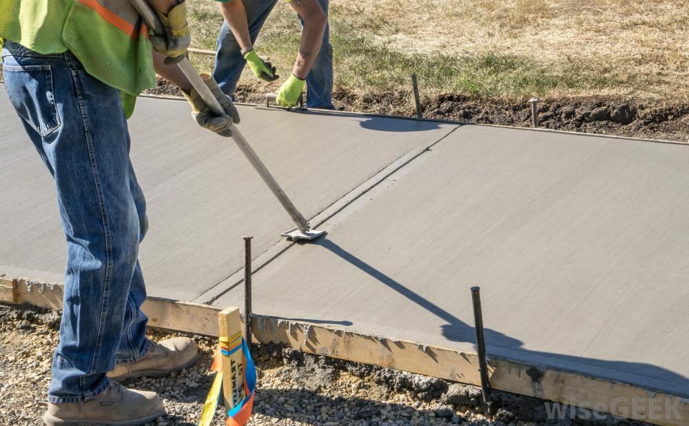 Joint Key Concrete : What are the functions of different components a