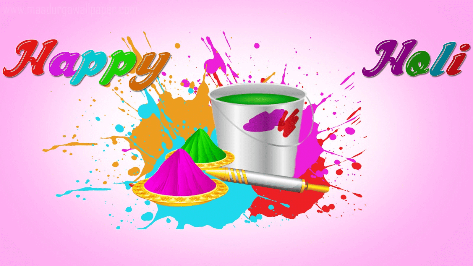 Happy holi festival of colors greeting wishes card quotas the hd happy holi festival of colors greeting wishes card kristyandbryce Image collections
