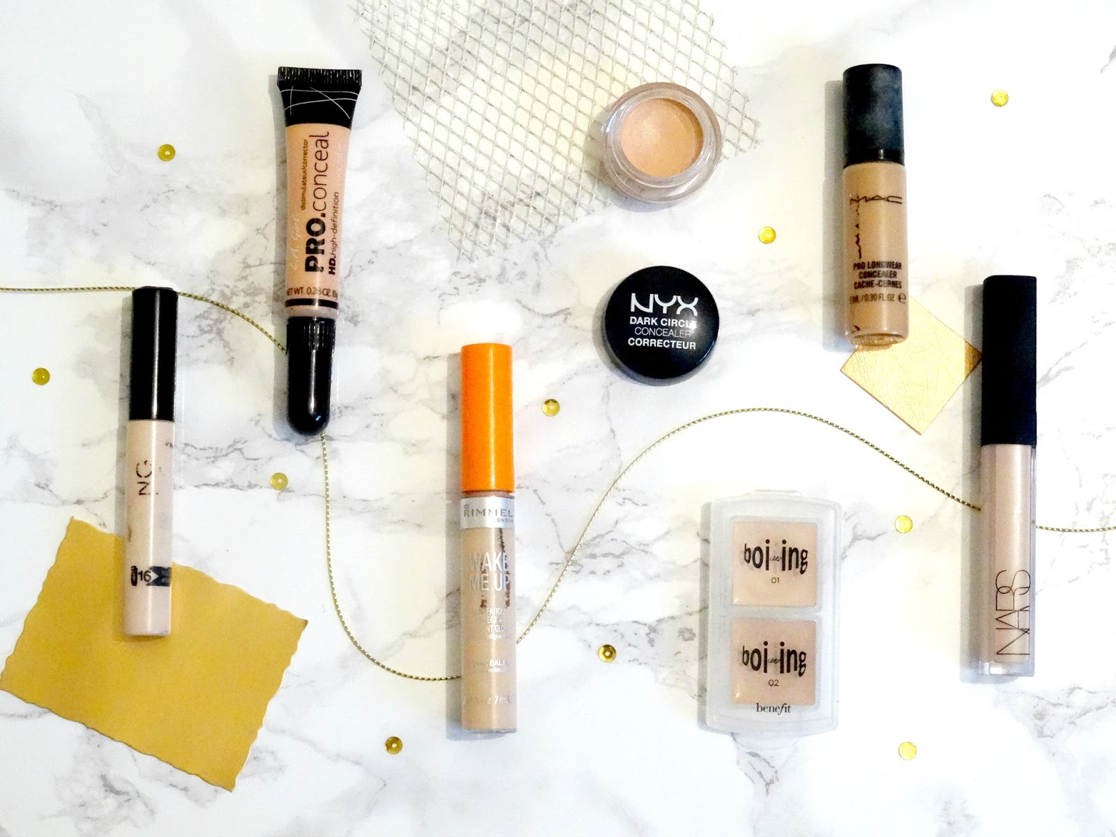 Concealers Battle It Out, Which One Is Best?