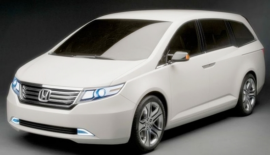 2016 Honda Odyssey Changes Date And Time Canada Us