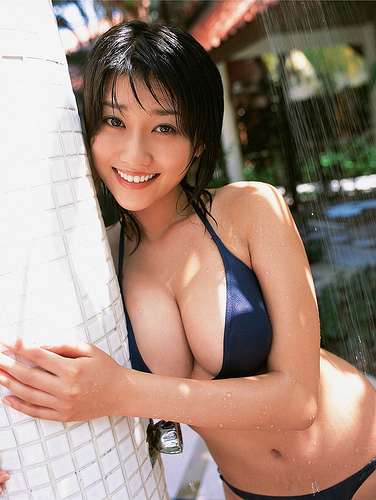Top 10 Hottest Busty Asian Models