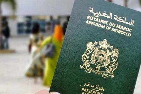 """الرفع من واجب """"تمبر"""" جواز السفر إلى 500 درهم"""