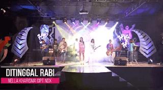 Lirik Lagu Ditinggal Rabi - Nella Kharisma