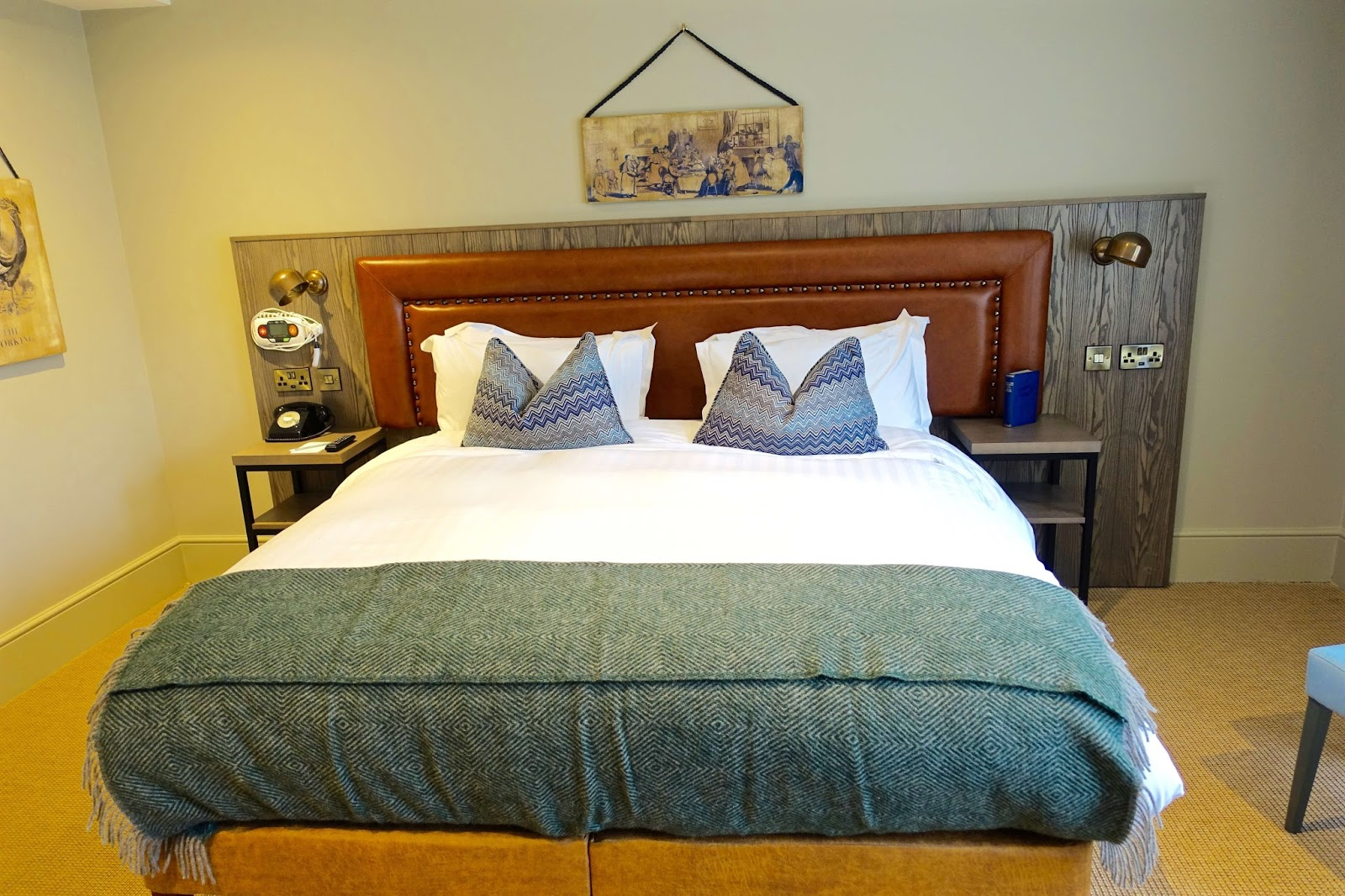the white horse dorking accessible rooms