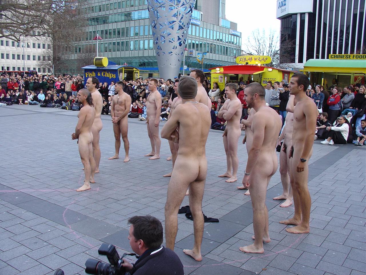 Shower ass tits