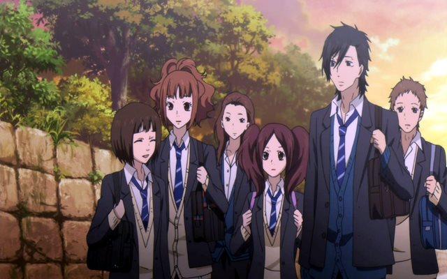 Anime yang mirip dengan Kimi ni Todoke salah satunya adalah Suki tte Ii na yo