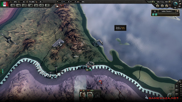 Hearts of Iron 4 Gameplay Screenshot 3