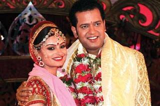 Dimpy Ganguly dan Rahul Mahajan