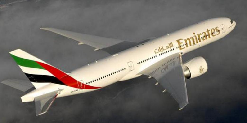 Malore ad alta quota, soccorso passeggero del Volo Aereo Emirates Dubai-Boston
