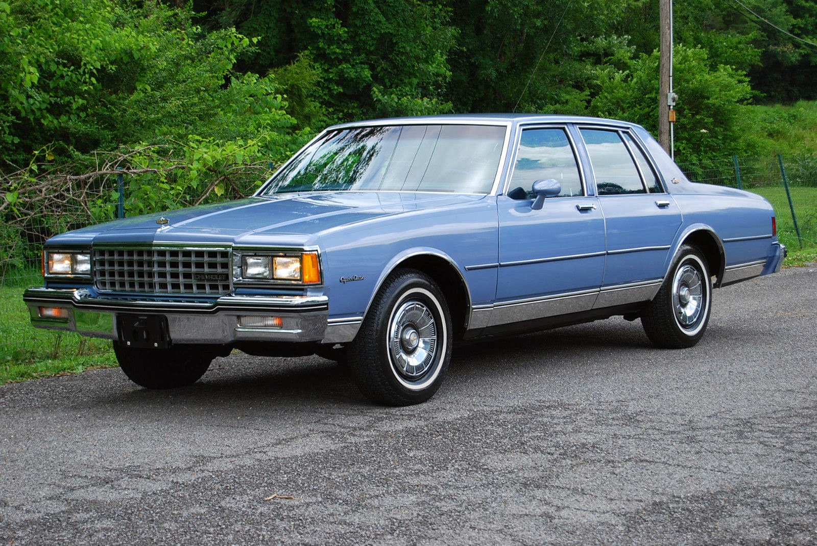 All Chevy chevy caprice 1985 : Daily Turismo: 5k: Best of the Worst: 1984 Chevrolet Caprice Classic