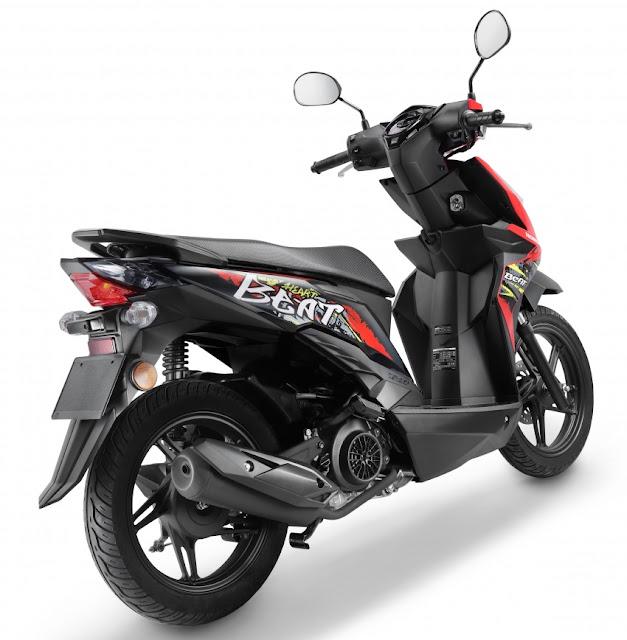 Skuter Honda BeAT 2018 Di Pasaran Malaysia Pada Harga RM5,724