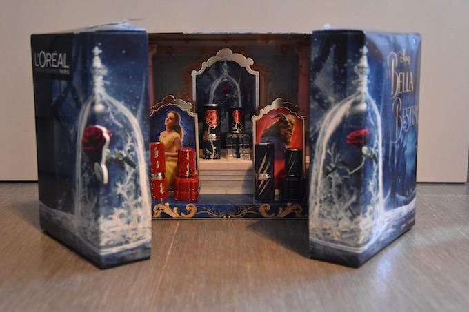 Color Riche di L'Oreal interpreta la Bella e la Bestia con un cofanetto da favola in limited edition.