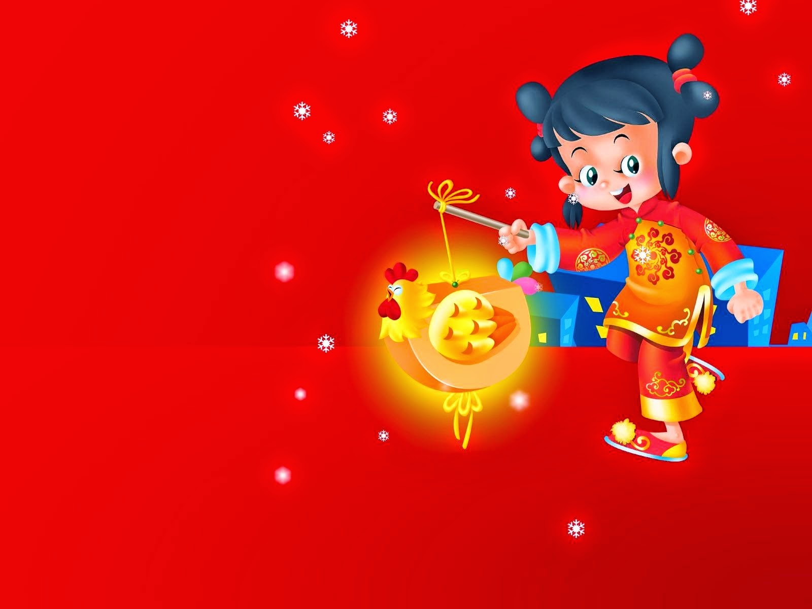 Chinese New Year 2019 Celebration in Singapore Wallpapers