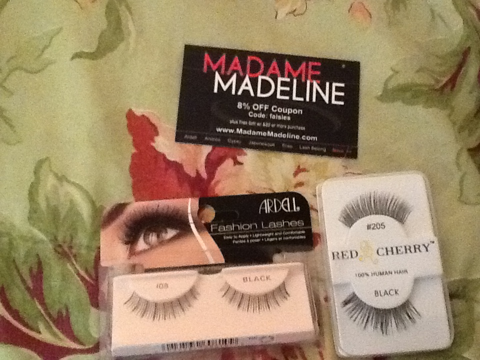ad8485ca8e6 They have strip lashes, Individual lashes, & lash Adhesives. Check out  madamemadeline.com. 8% OFF coupon, Code: falsies plus a free gift with $20  or more ...