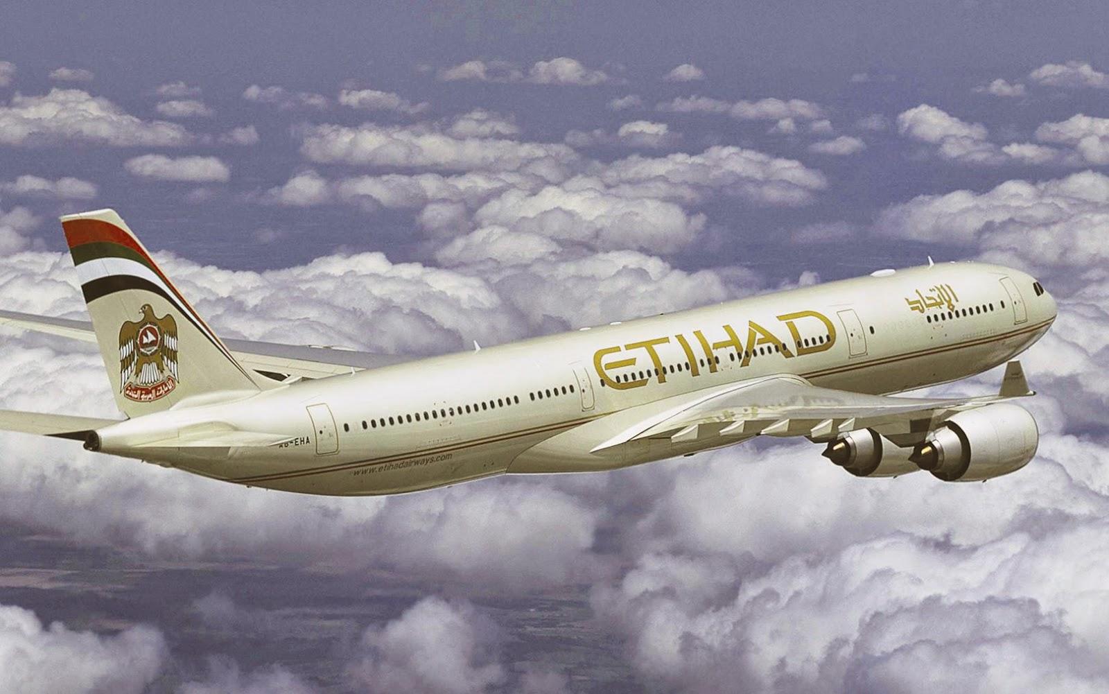 Pesawat Etihad, Garuda Indonesia, Saudi Airlines, Yemenia - Harga Biaya Paket Umroh Murah Desember 2014 - Januari 2015