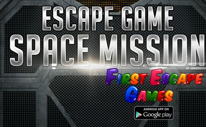 Escape Game Space Mission
