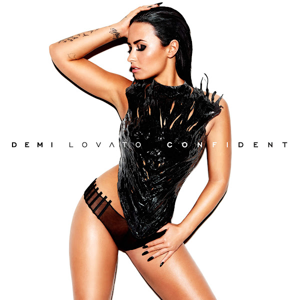 Demi Lovato - Confident (Deluxe Edition) Cover